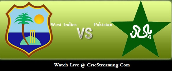 Pakistan vs West Indies LIVE Streaming - World T20