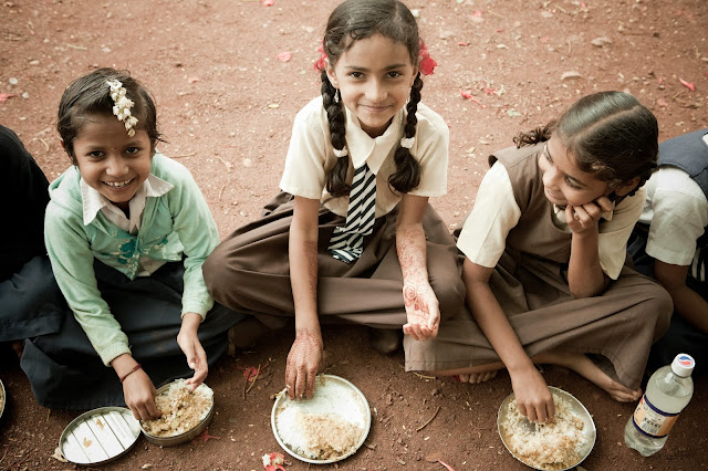 Mid day Meal in India