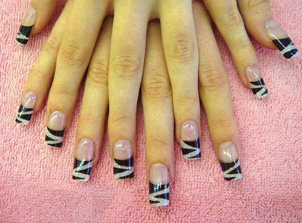 popular easy nail design