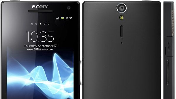 Sony, Sony Xperia S, Xperia S
