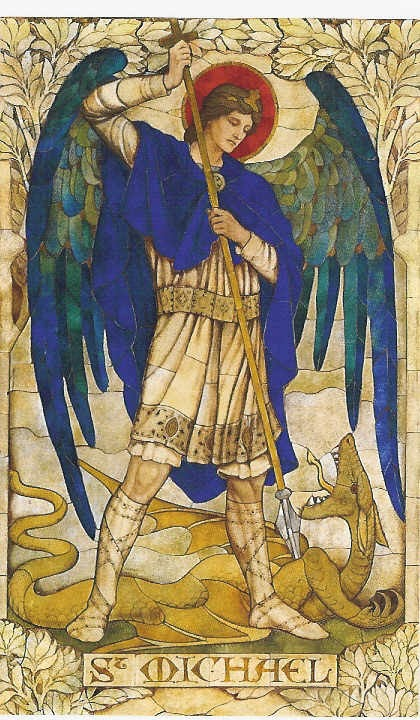 Talba lil San Mikiel Arkanglu - Prayer to St Michael the Archangel - & - THE CHAPLET OF ST MICHAEL