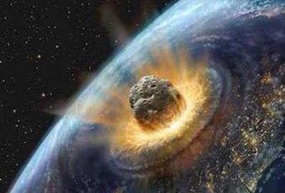 El asteroide asesino en curso de colisión con la Tierra