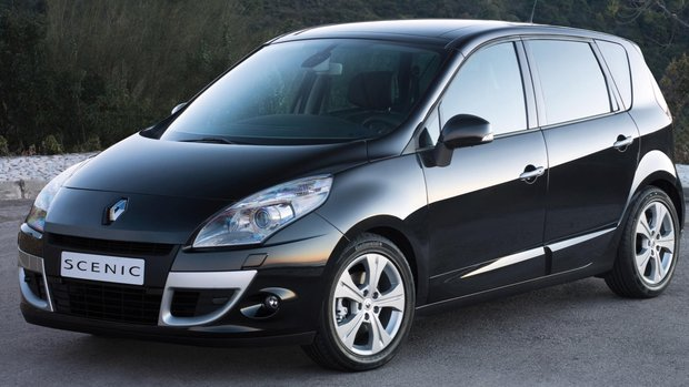 renault scenic owners manual