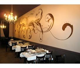 vẽ tranh tường, vẽ tranh tường quán trà sữa, vẽ tranh tường cafe teen