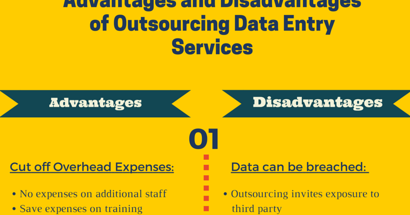 advantages and disadvantages of outsourcing the training activities to third parties Management of 3rd party software development suppliers advantages and disadvantages in order to effectively manage third party software development.