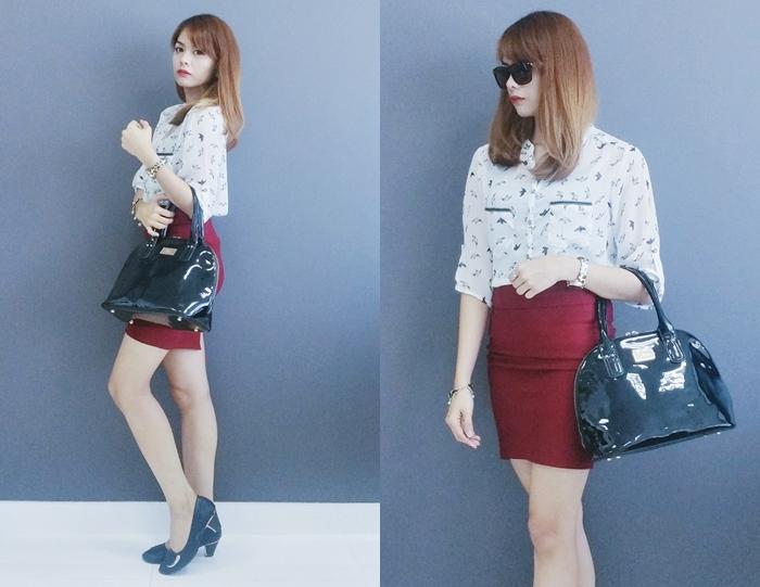 Dubai Fashion Blogger