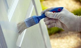 Como Pintar una Puerta, Bricolaje