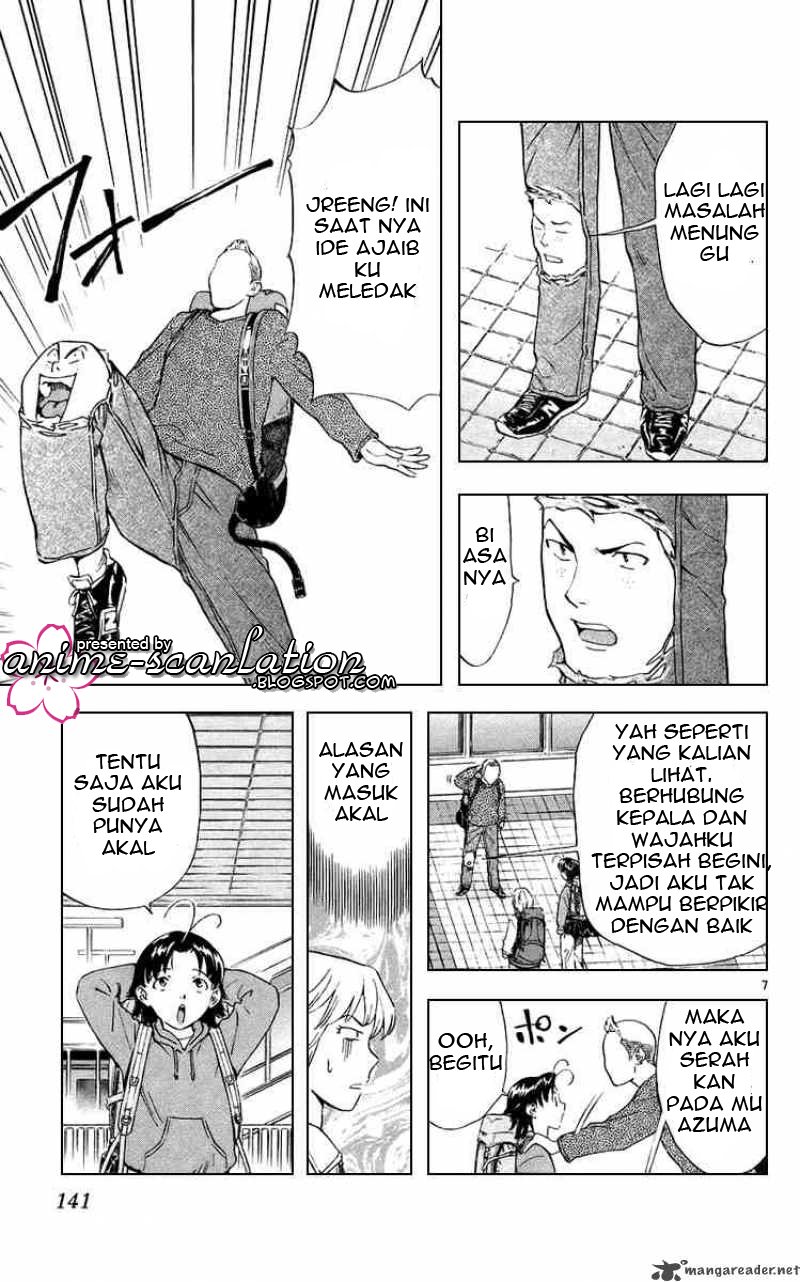 Manga Shonen Star Indonesia Yakitate Japan 190 : Telepati