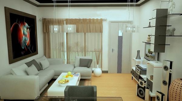 paduan warna cat untuk ruang tamu ask home design