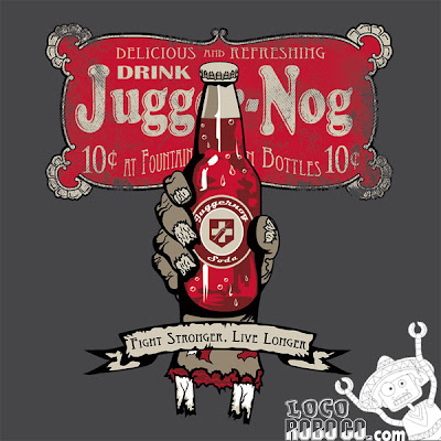 Juggernog by Loco Robo Co.