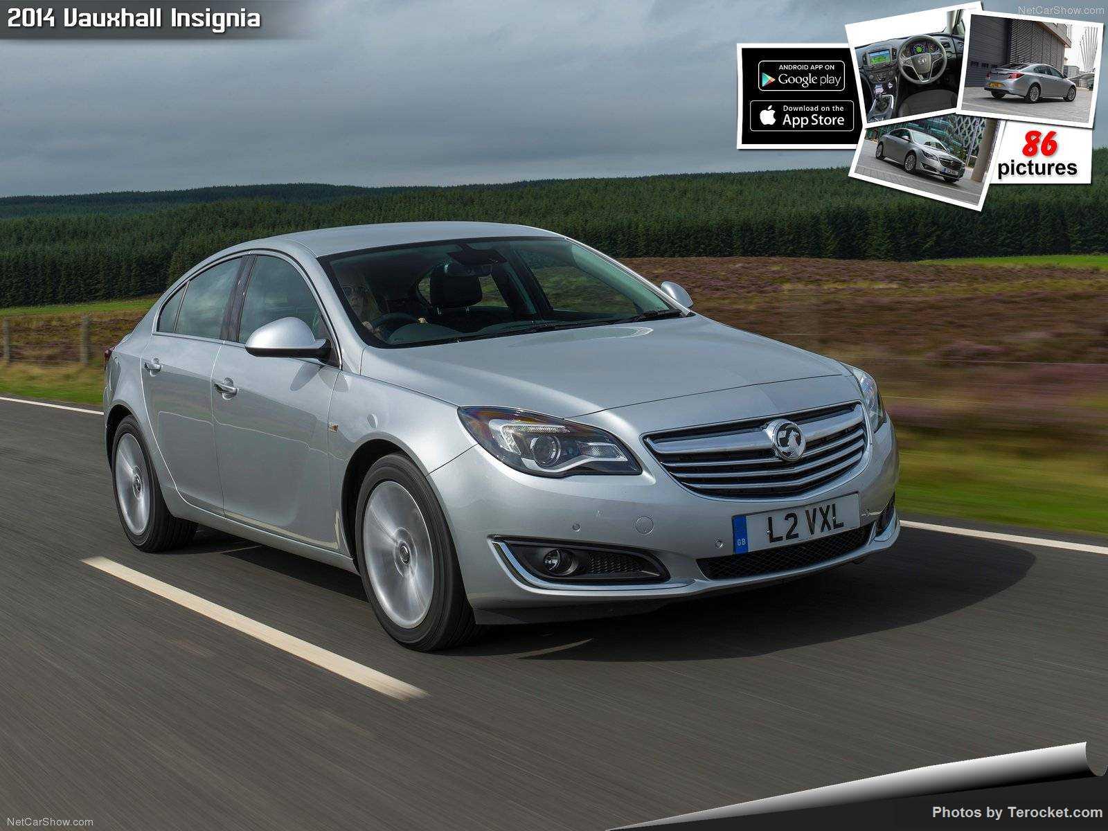 Hình ảnh xe ô tô Vauxhall Insignia 2014 & nội ngoại thất