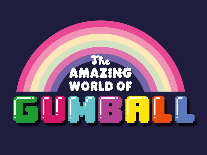 ma vie, mon oeuvre: THE AMAZING WORLD OF GUMBALL