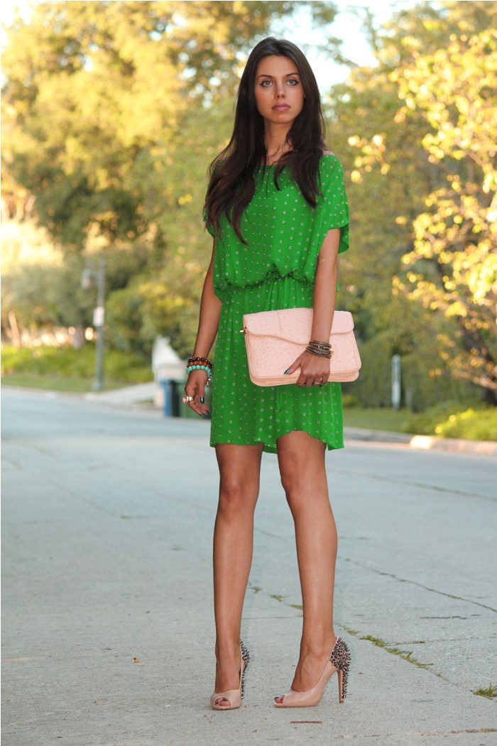 Vivaluxury Fashion Blog By Annabelle Fleur Green Day