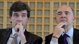 Montebourg un peu moins impopulaire que Moscovici