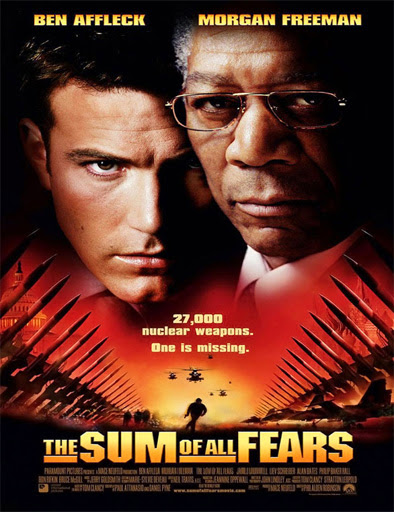 Ver Pánico nuclear (The Sum of All Fears) (2002) Online