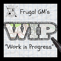 Frugal GM Work-In-Progress of the Most Recent Tweak & Toss