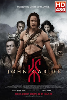 Ver John Carter Of Mars (2012) online