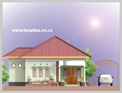 Bentuk Rumah Sederhana  Share The Knownledge