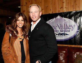 Michelle Money and Ian Ziering Wallpaper