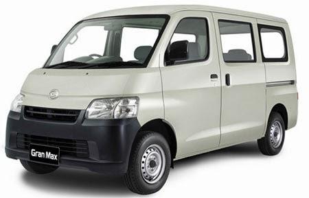 Daihatsu Gran Max Minibus (MB)