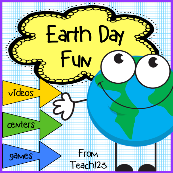 Earth Day Fluency