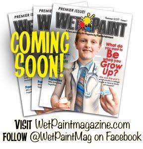 Wet Paint Magazine