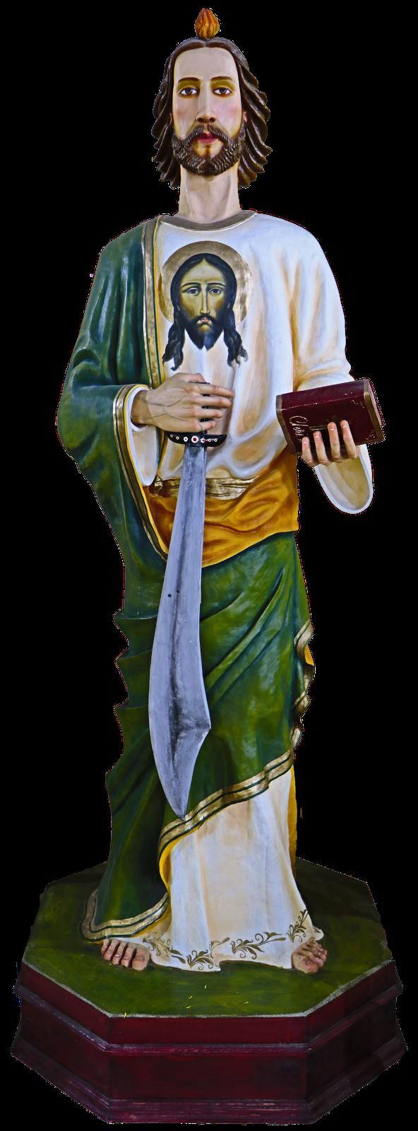 """SAN JUDAS TADEO """"APOSTOL"""" DEL NUMERO DE LOS 72 DISCIPULOS"""