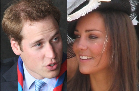 prince william of wales and kate. The marriage of Prince William