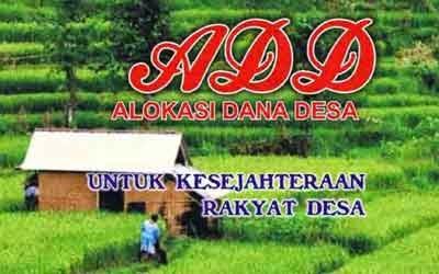 Desa sebagai Awal Kejahteraan Bangsa Indonesia