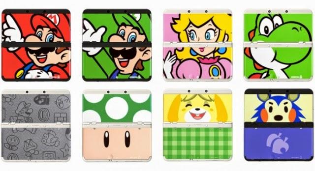 Novedades de la Consola Portatil New Nintendo 3DS