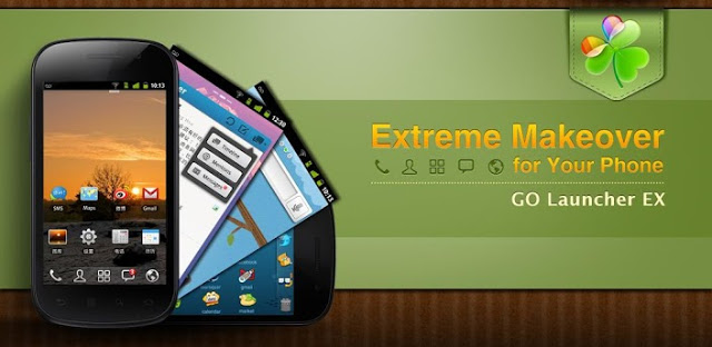 GO Launcher EX v3.27 Final APK