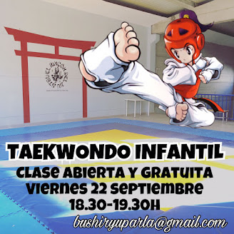 Nueva EEDDMM. Taekwondo