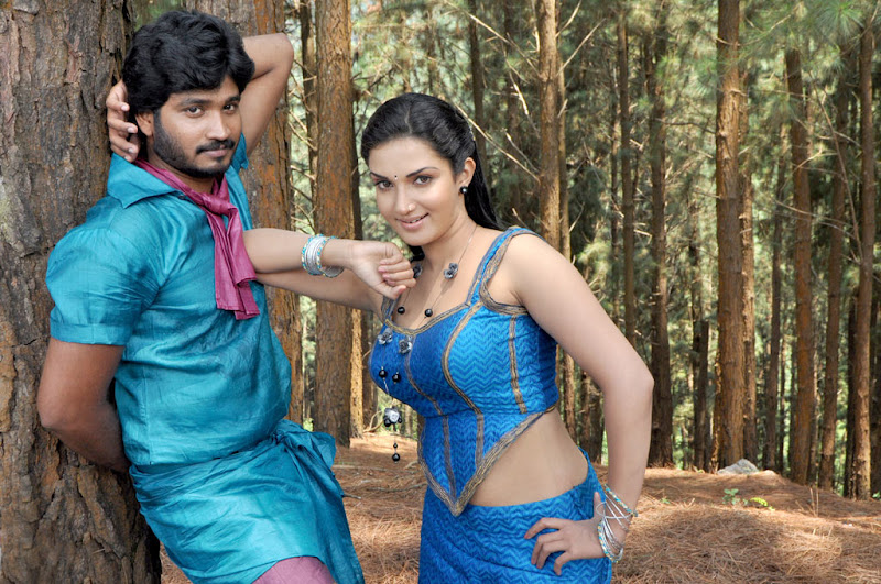 Mallukattu Tamil Movie Actress Honey Rose Hot Photo Stills wallpapers