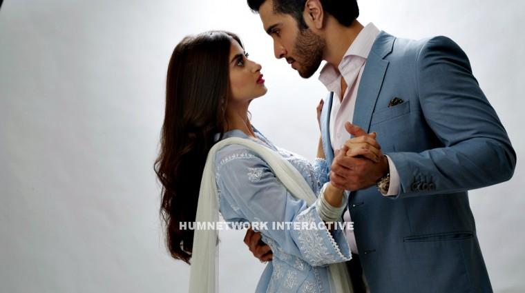 sajal ali and feroz khan relationship test