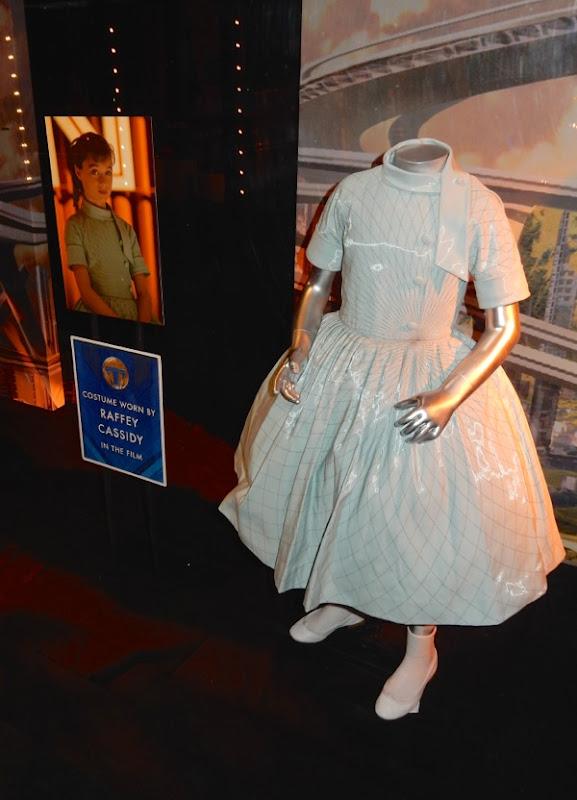 Athena Tomorrowland World Fair movie costume