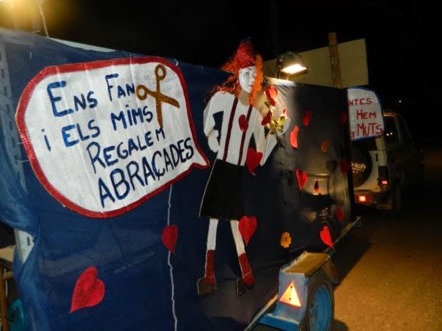 9 FEBRER DE 2013 - CARNAVAL DE LA LLACUNA 2013