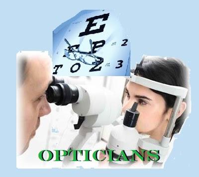 Opticians [NOC 3231]