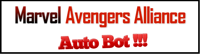 Marvel Avengers Alliance Bot
