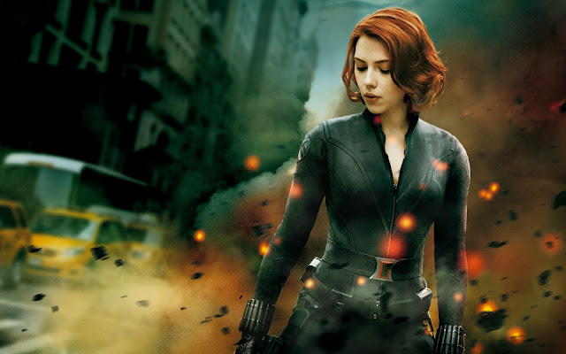 Marvel Comics Black Widow