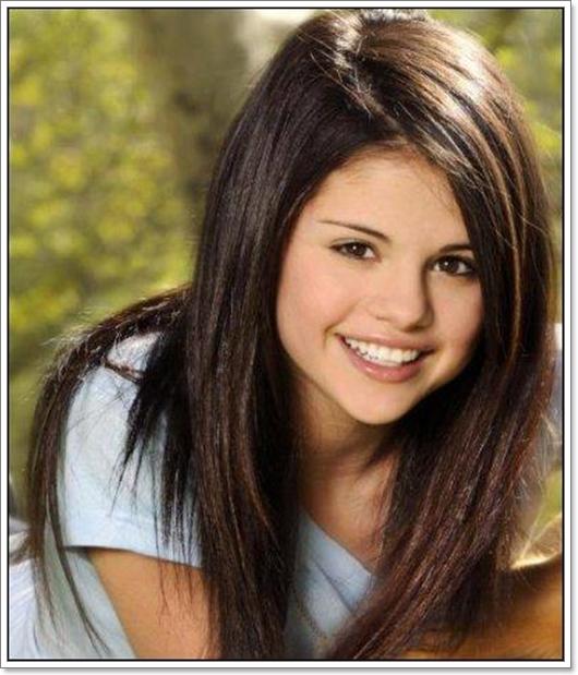 Die neue Frisur von Selena Gomez