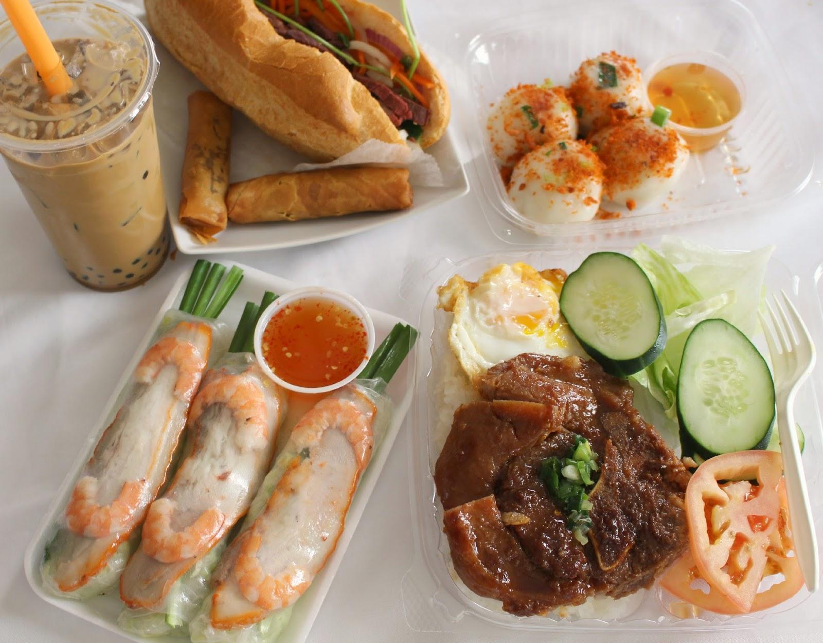 Mami Eggroll Banh Mi Sandwiches And More At Hong Cuc In