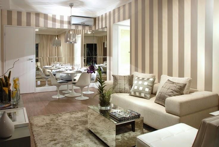Sala De Tv Quadrada ~  Minha Casa Clean Dúvida de Decoração Sala de Estar Pequena