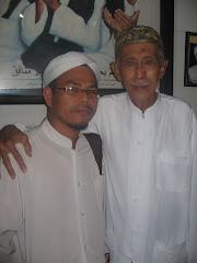 Bersama Habib Muhammad Soleh B Abdullah Al Habsyi