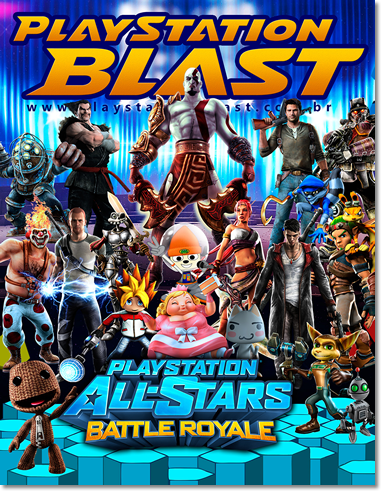 Revista PlayStation Blast Nº 5 Psnumero5