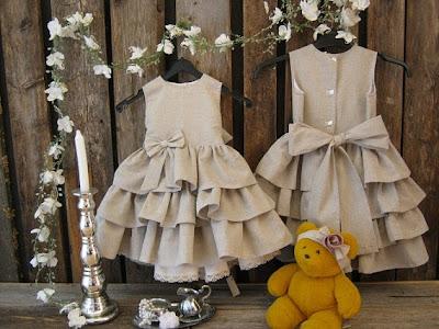 beige flower girl dresses, rustic wedding ideas