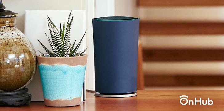 Google Unveils Smart, New OnHub Wi-Fi Router