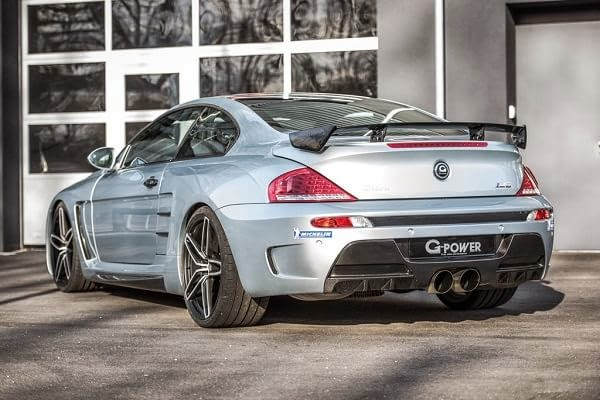 BMW M6 G6M V10 Hurricane CS Ultimate G-Power
