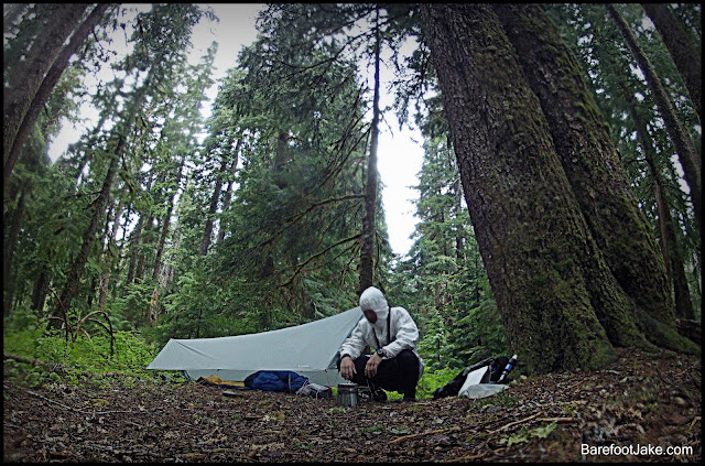 ultralight backpacking elwha