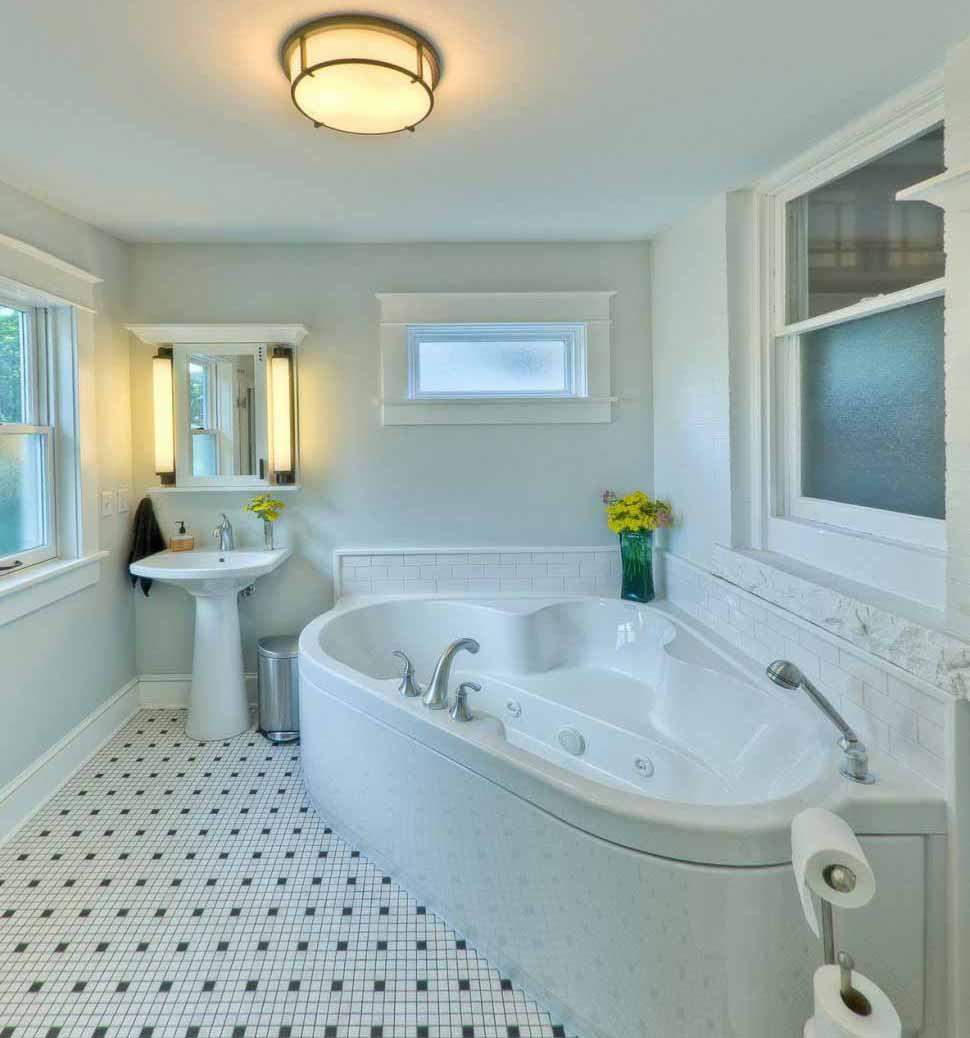 contoh desain kamar mandi minimalis ukuran kecil