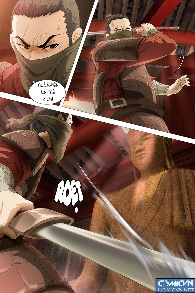 Tây Du Tầm Sư Phục Ma Lục Chap 22 - Next Chap 23
